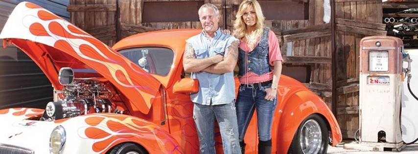 American Restoration's Rick and Kelly Dale