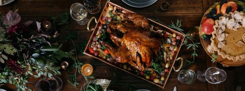 Thanksgiving at The Dewberry