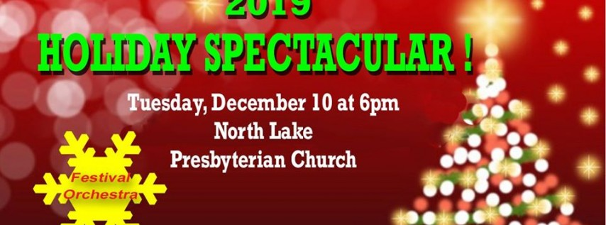 Holiday Spectacular!