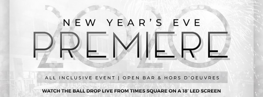 New Year's Eve 2020 Premiere at Aloft Downtown Tampa | New Year'