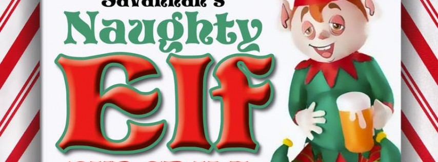 Naughty Elf Pub Crawl (Savannah, GA)