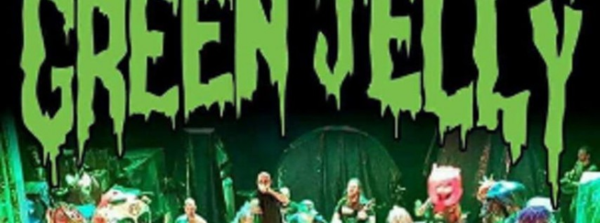 Green Jelly's Valentine's Day Bash