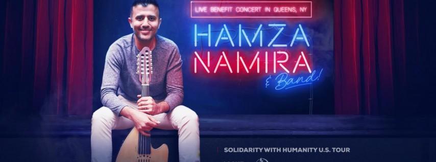 Hamza Namira & Band | Live Benefit Concert in NY!
