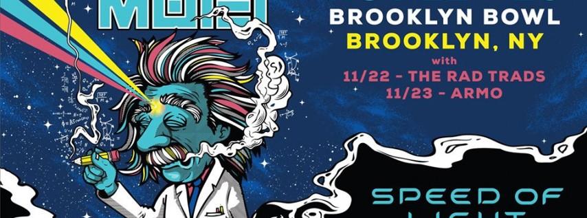 The Motet at Brooklyn Bowl (2 Nights!)