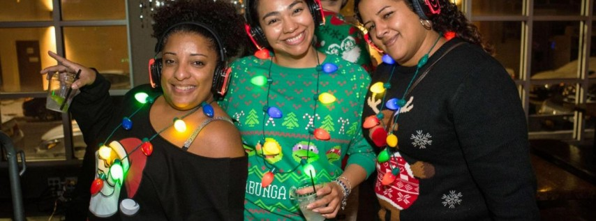 Ugly Sweater Party at Hudson Station!