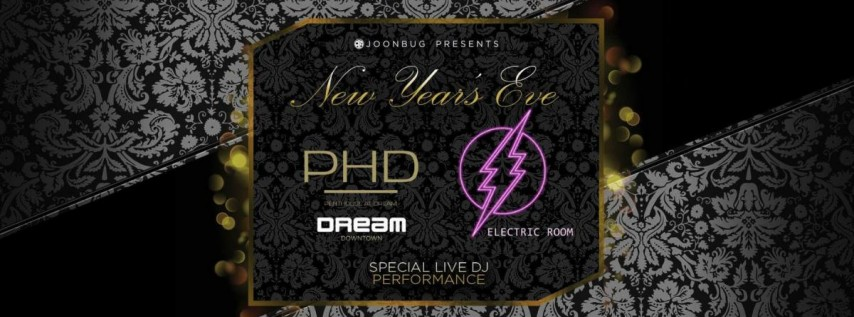 Dream Downtown Hotel New Years Eve 2020 Party