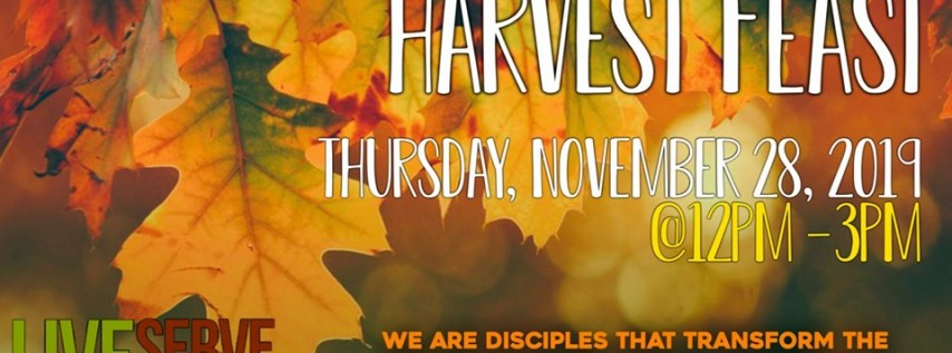 Thanksgiving Community Harvest Feast