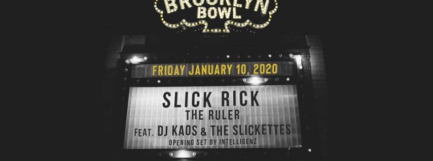 Slick Rick: The Ruler 10th Annual Birthday Celebration!