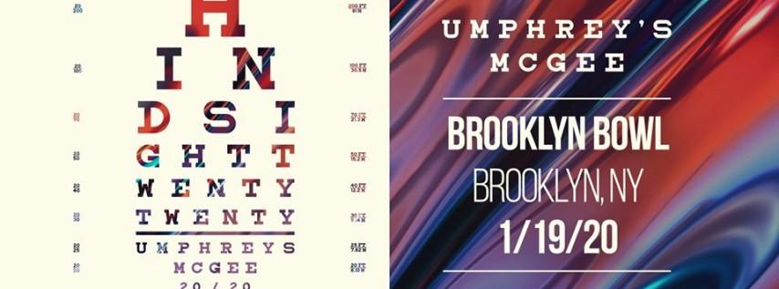 Umphrey's McGee at Brooklyn Bowl