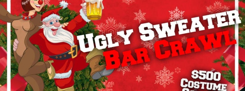 Ugly Sweater Bar Crawl - Baltimore
