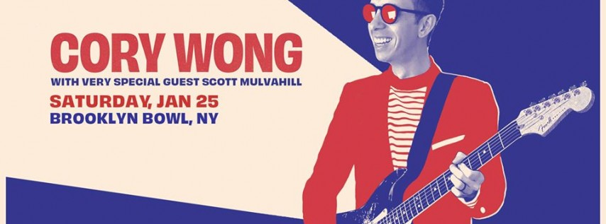 Cory Wong with very special guest Scott Mulvahill