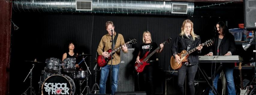 Grad School Band: 'Blame Canada' show!