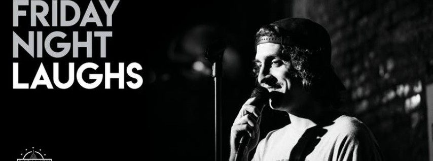 Friday Night Laughs by Capital Laughs (Stand-Up Comedy)