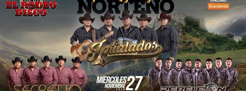 Thanksgiving Norteño con Los Igualados