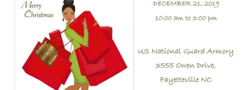 Dashing For the Holidays; Christmas Vendor Fair