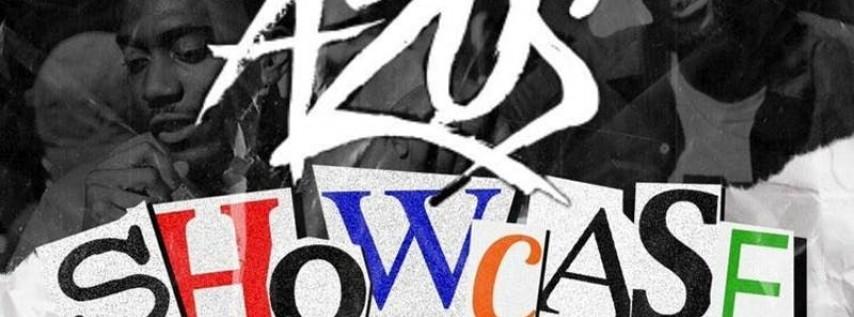 AZUS RECORDS SHOWCASE