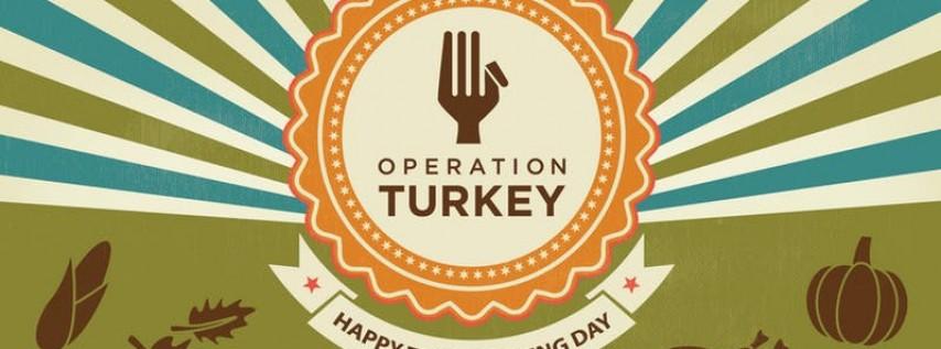 2019 Operation Turkey - Fayetteville