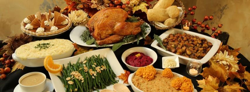 Thanksgiving Dinner at Mattison's Riverwalk Grille