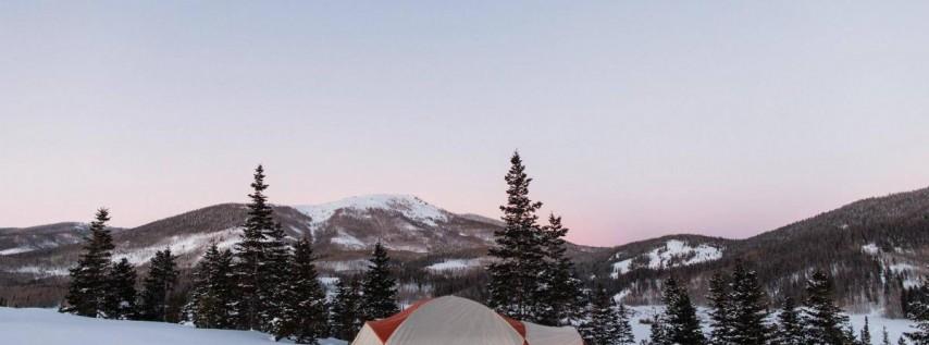 Women's Winter Camping Workshop