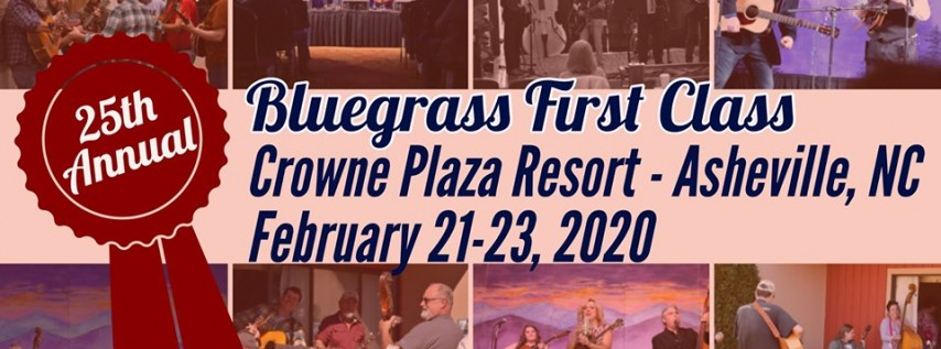 25th Annual Bluegrass First Class