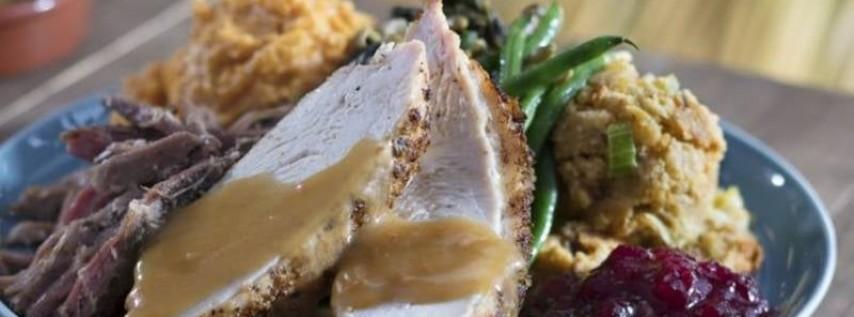 Thanksgiving Dinner at Bahama Breeze