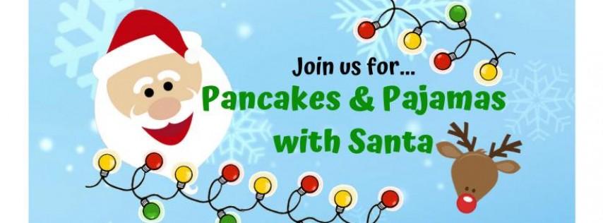 Pancakes & Pajamas with Santa