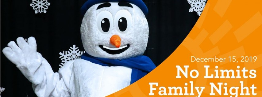 No Limits Family Night with Frosty