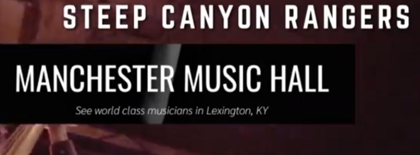Steep Canyon Rangers in Lexington KY 1/18/20