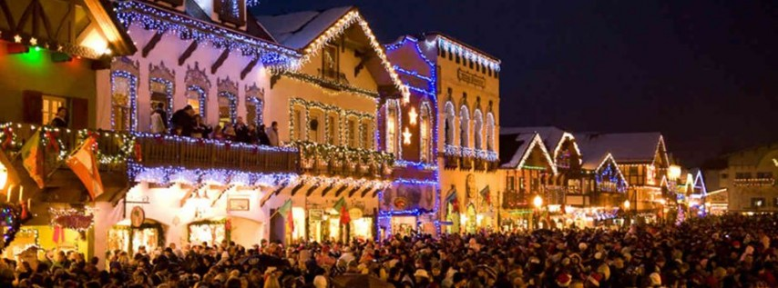 Leavenworth Christmas Lighting Festival
