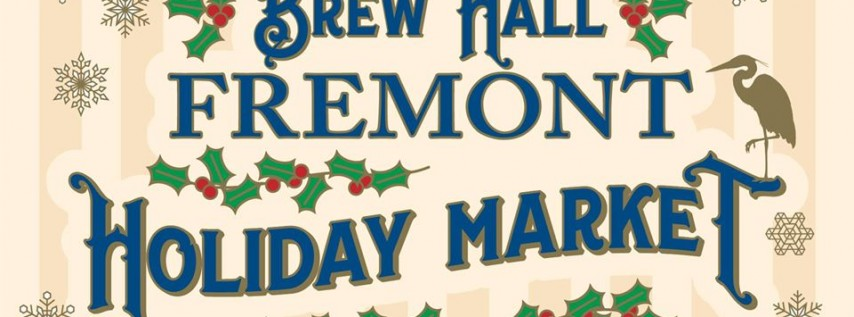 Deck the Brew Hall: Fremont Brewing Holiday Market