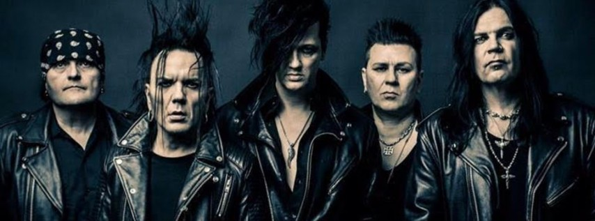 The 69 Eyes / Wednesday 13 / The Nocturnal Affair / The Crowned