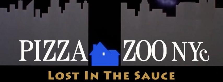 Pizza Zoo Santacon!
