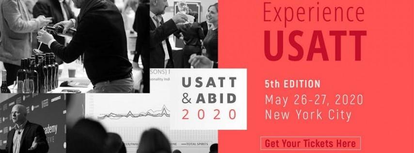 2020 USA Trade Tasting Visitor Registration Portal