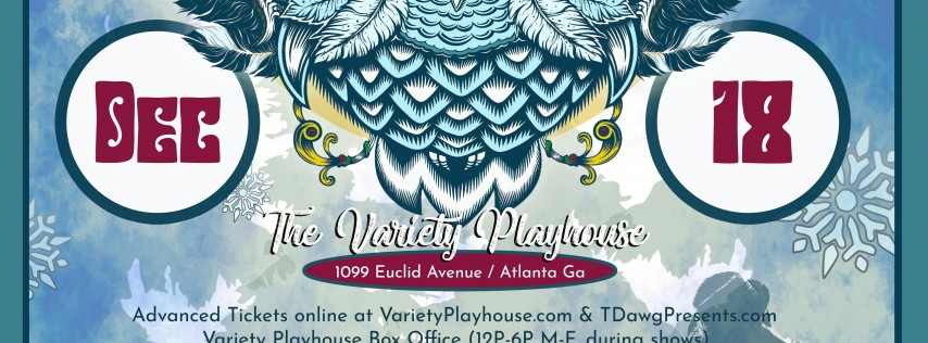 The 9th Annual Holiday Hootenanny - A Benefit for Atlanta Habitat