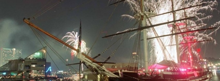 New Year's Eve Deck Party