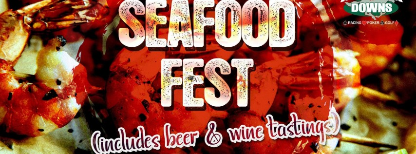 Seafood Fest at Tampa Bay Downs