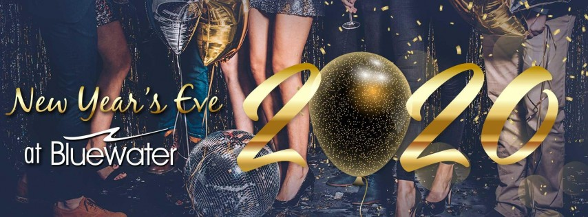 A 2020 New Year's Bash at Bluewater!