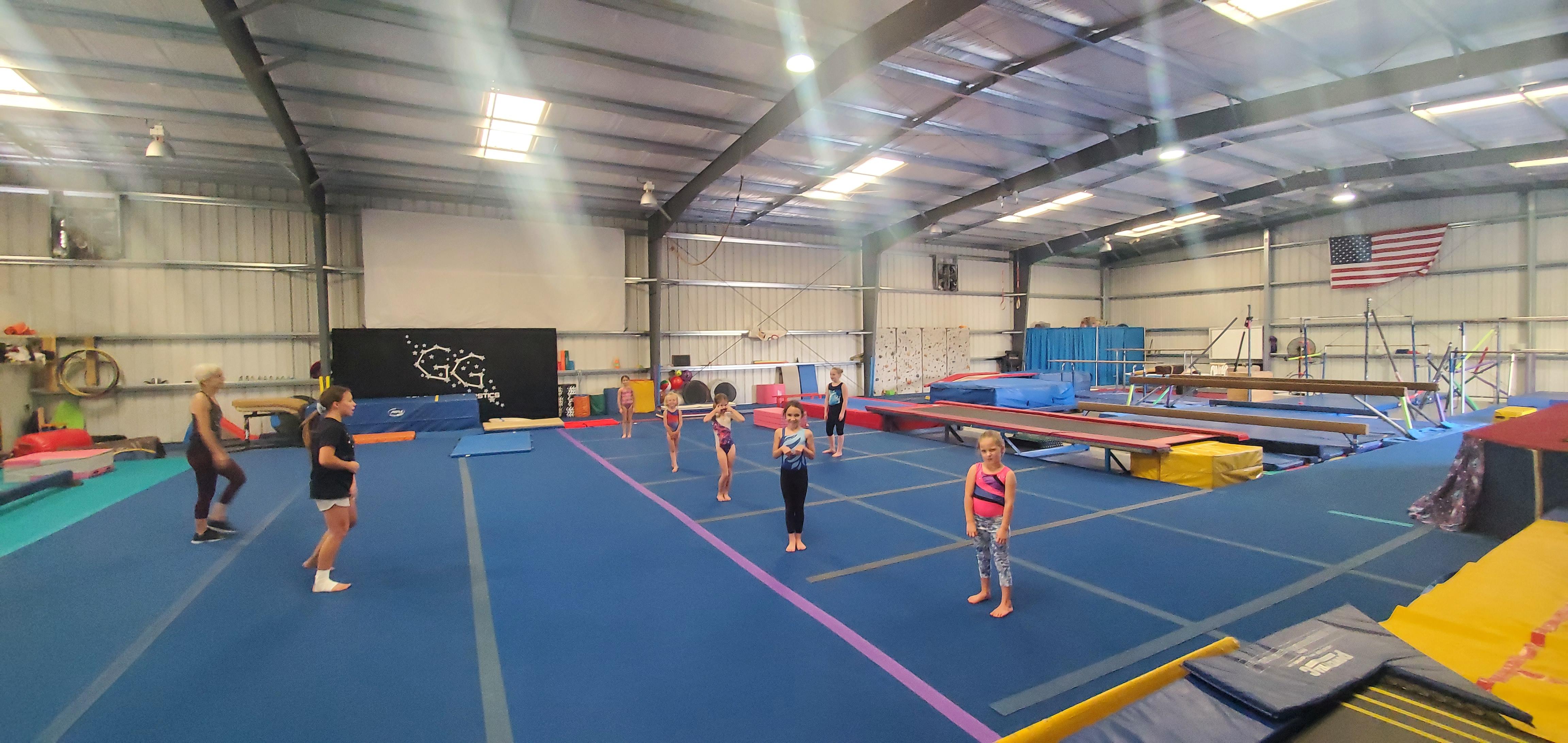 School Age Open Gym
