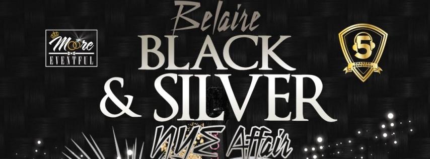 Black and Silver NYE Affair