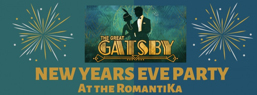 Great Gatsby New Year's Eve Party in the Garden of Dunedin