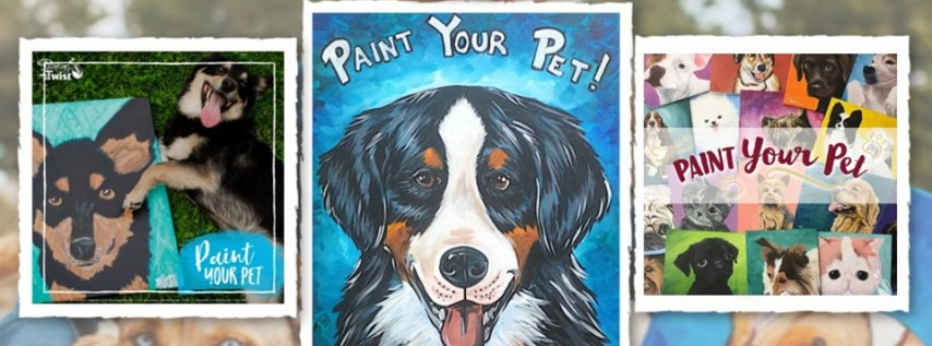 Paint Your Pet! Create the BEST Christmas GIFT ever!