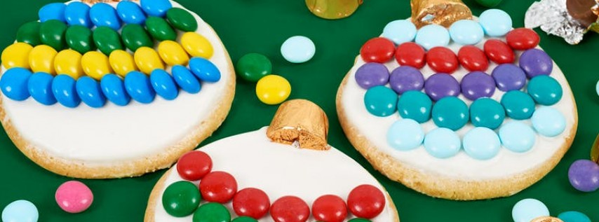 Cookie Decorating with Freeform's 25 Days of Christmas