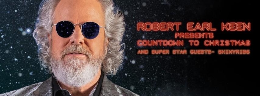 Robert Earl Keen - Countdown to Christmas