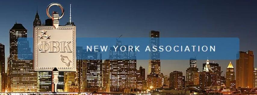 Phi Beta Kappa New York Association Holiday Party