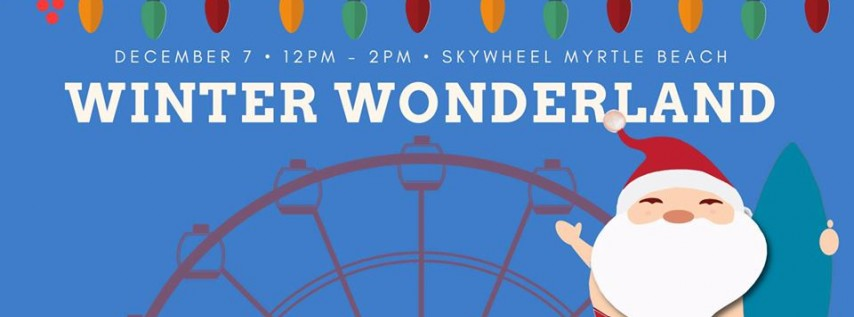 SkyWheel Winter Wonderland