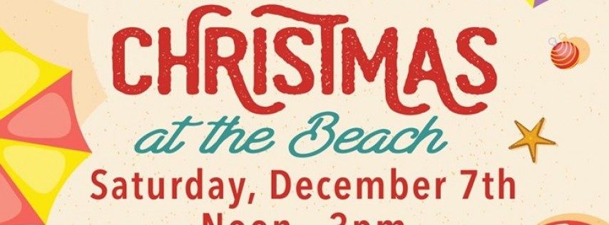 Christmas At The Beach at Gulf Place