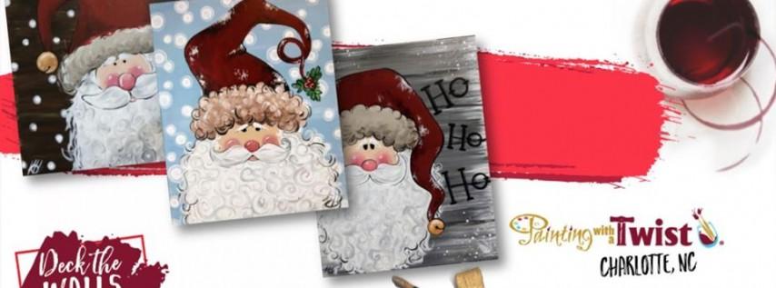 Holiday Fun - Pick Your Santa!