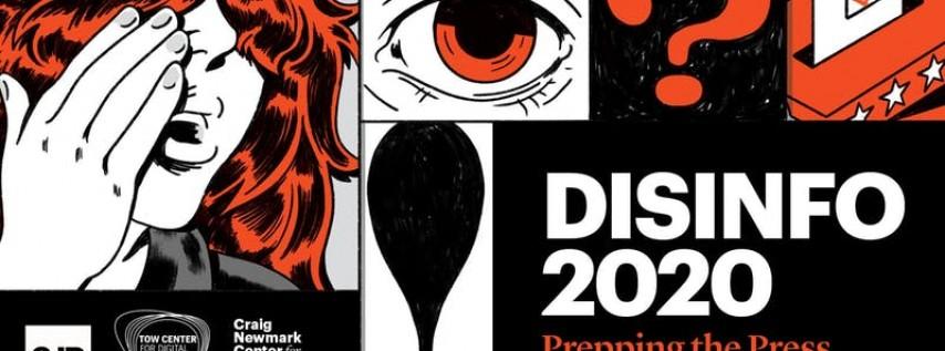 Disinfo 2020: Prepping the Press