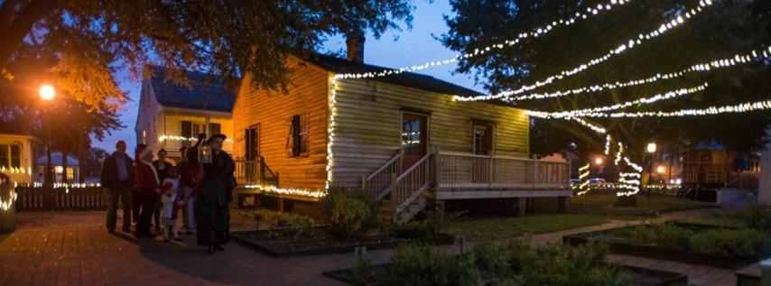 A Village Carol, an evening of Dickens' Christmas