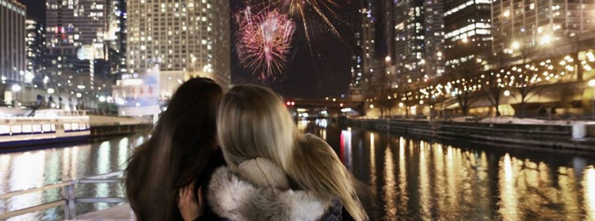New Year's Cruises Aboard Odyssey Chicago River